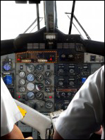 Aviation safety - cockpit controls